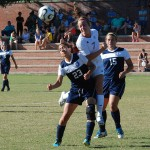 Photo Gallery: Women&#8217;s soccer competes with University of Dallas