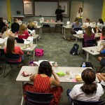 Greek retreat provides leadership training for new members
