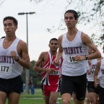 Cross country has strong showing at Rice invitational