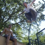 Getting your Parkour on