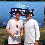 Sophomore wins ITA National Championship