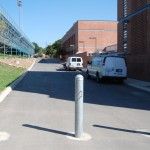 ASR VP on parking, restrictive poles