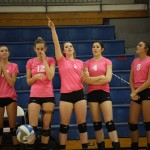 Photo Gallery: Volleyball leads Trinity Fall Classic Tournament