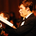 Photo Gallery: Parker Chapel hosts fall choral concert