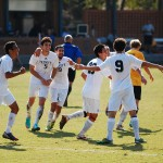 Men's soccer takes SCAC Championship at home
