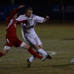 Men's soccer season unexpectedly falls short