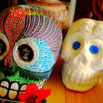 Lively festivities for Day of the Dead