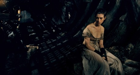 """Anne Hathaway stars in """"Les Miserables,"""" directed by Tom Hooper. Photo courtesy of Universal Pictures."""