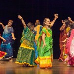 Photo Gallery: Students dance for Diwali