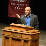 Boyce Watkins lecture commemorates Martin Luther King Jr.