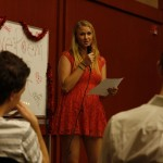 Trinity Review promotes its literary magazine with annual Love Poem Contest