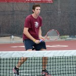 Men's tennis enters season in full swing