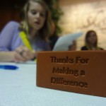 Senior Gift Committee collects donations from graduating seniors