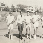 Father of Trinity tennis, Clarence Mabry, passes away
