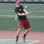 Men&#8217;s tennis goes 2-0 in non-conference games