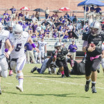 Football team wins in shutout at Southwestern after a nailbiting loss at home to rival Millsaps