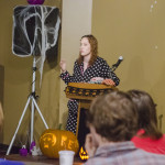 Students horrify audience at Scary Story Contest