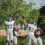 The Tiger football team opens up season with home loss of 27-30 to Howard Payne University