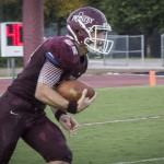 Football defeated 38-14 by No. 14 Pacific Lutheran